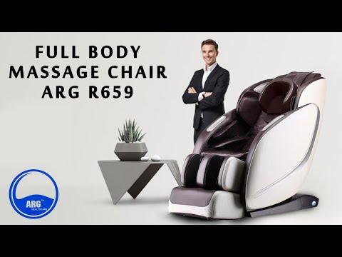Robotic 3D Massage Chair