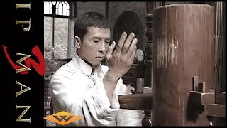 Wing Chun   Lesson Two: Wooden Dummy   IP Man 3