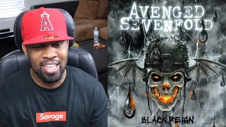 Avenged Sevenfold - Strength of the World lyrics, Hail to the King, So Far Away | Reaction