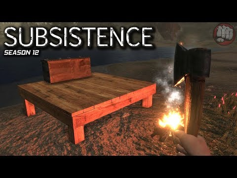 Day Two | Subsistence Gameplay | Alpha 50 EP2
