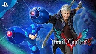 Devil May Cry 5 - Mega Buster   PS4