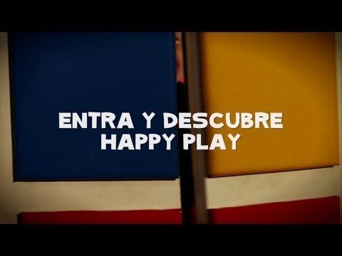 Happy Play. Niños felices. Papás satisfechos.