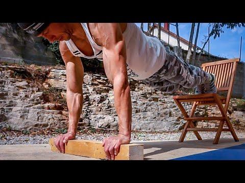 Prendre du MUSCLE et de la FORCE - Musculation Poids de Corps