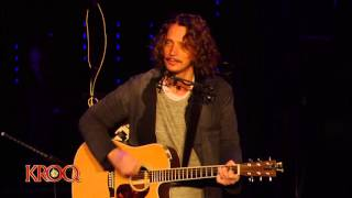 Gambar cover Chris Cornell - Nothing Compares 2 U - KROQ Almost Acoustic Xmas 2015