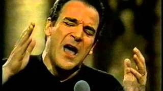 Mandy Patinkin Sings You've Got to be Carefully Taught; Children Will Listen Medley