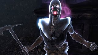 Skyrim DAWNGUARD: THE REAPER Secret Boss [REAPER GEM FRAGMENTS] (LEGENDARY)