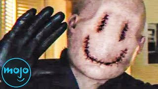 Top 10 Least Scary Horror Movie Monsters