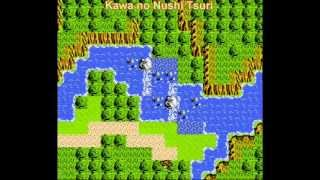 All rpg NES (Nintendo) games overview - part 1
