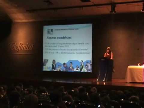 """Ver vídeoSíndrome de Down:Foro Nacional: """"Realidad y Retos''"""