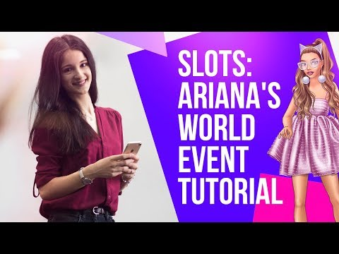 How to play slots event in Lady Popular?