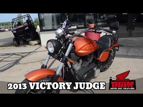 2013 Victory Judge™ in Mentor, Ohio
