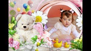 Azra 'nin 1 Doğum günü - 11.04.2019