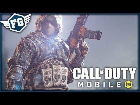 NEJLEPŠÍ ZBRAŇ - Call of Duty: Mobile #5