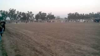 preview picture of video 'Niza bazi Final . میانوالی'