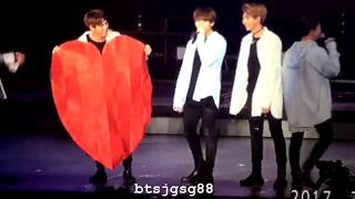 170702 WINGS TOUR SAPPORO - JIN'S BIG HEART EVENT
