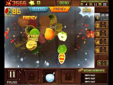 Frozen Fruit Frenzy PC