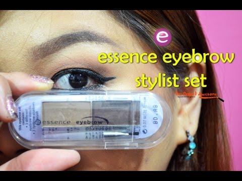 Make Me Brow Eyebrow Gel Mascara by essence #9