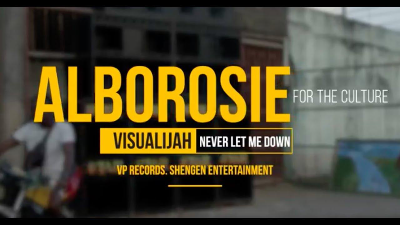 Alborosie - Never Let Me Down