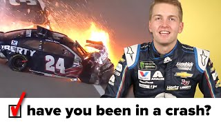 I'm A 21-Year-Old Professional NASCAR Driver