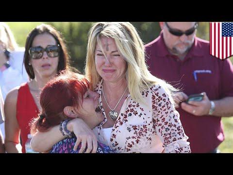 Florida school shooting: 17 dead as former student open fires at Florida high school - TomoNews