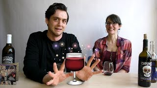 Pairing Wine with Games...with Kurt Indovina!