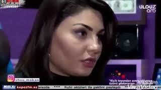 Vusal ibrahimovun bestesi  adamdir rekort qirir Sebnem tovuzlu (official video)