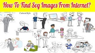 How To Find Svg Images For Whiteboard Animation Tutorial In Urdu/Hindi