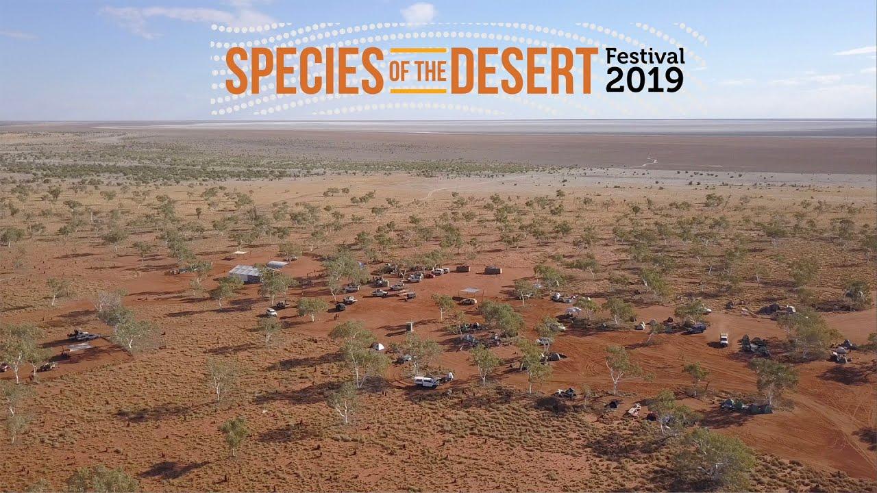 Species of the Desert Festival 2019