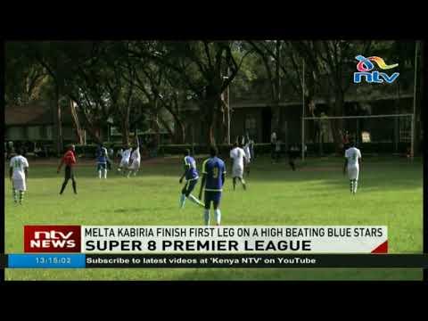 Meltah Kabiria finish Super 8 first leg on a high beating Blue Stars