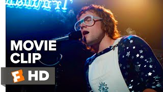 Rocketman Movie Clip   Crocodile Rock (2019) | Movieclips Coming Soon