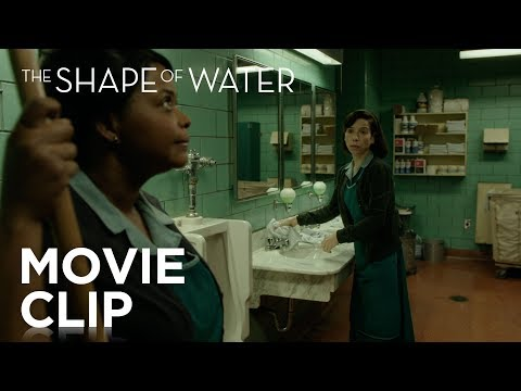 The Shape of Water Clip 'Weakness in Character'