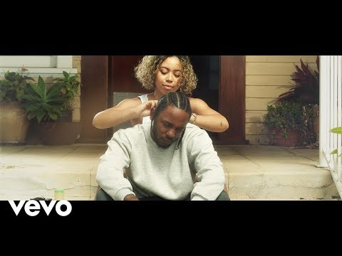 Kendrick Lamar - LOVE. ft. Zacari (2018)