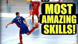 Смотреть онлайн Уличный футбол: супер финты от непрофессионалов