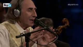 "Franco Battiato & Tuscany Symphony Orchestra ""La cura"""