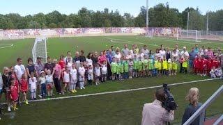 В Великом Новгороде состоялся Всероссийский Олимпийский день