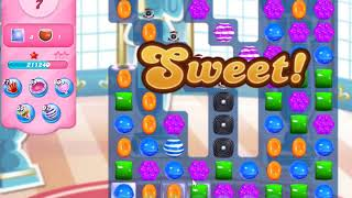 Candy Crush Saga Level 3998 NO BOOSTERS