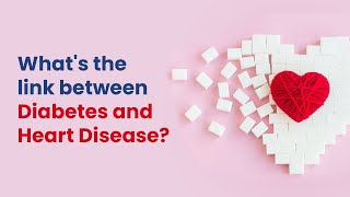 How is Diabetes related to Heart Disease? | Dr. B Girish | Medshots by mfine
