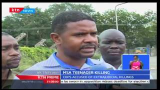 New details emerge over killing of teenager in Mombasa