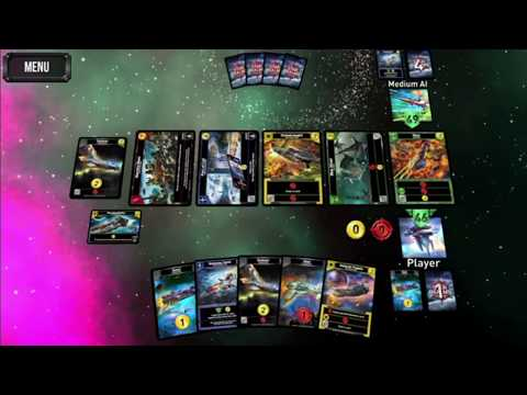 Star Realms - base strategy