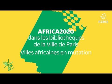 Rencontre : Les villes africaines en mutation