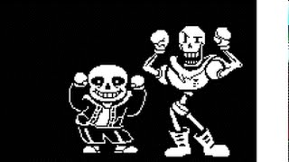 Sans And Papyrus Go To Pokemon (desclamer  Read Description)