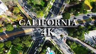 4k California Drone Footage