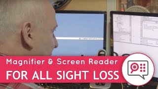 Meet SuperNova Magnifier & Screen Reader