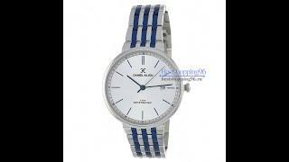 Видео обзор наручных часов Daniel Klein DK11780-4