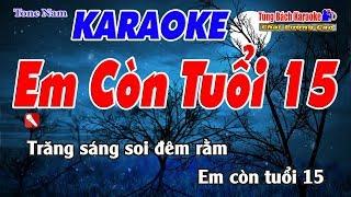 em-con-tuoi-15-karaoke-123-hd-tone-nam-nhac-song-tung-bach