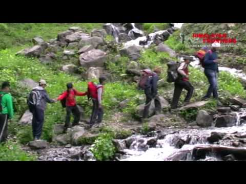Adventure Camping in Manali