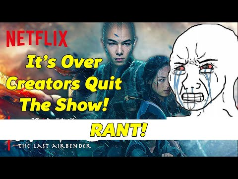Avatar The Last Airbender Creators Quit Netflix Failed Live -Action Adaptation ! RANT