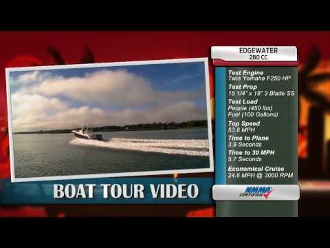 Edgewater 280CCvideo