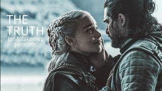 Jon & Daenerys // the truth