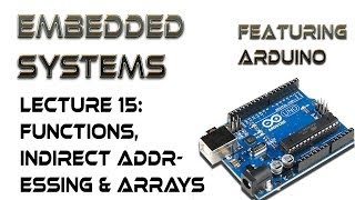 15. Assembly Functions, Arrays, and Indirect Addressing